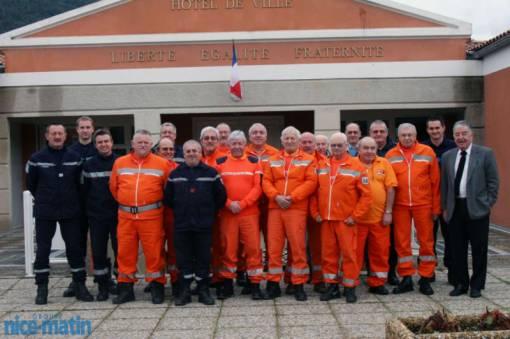 les hommes orange toujours prêts !