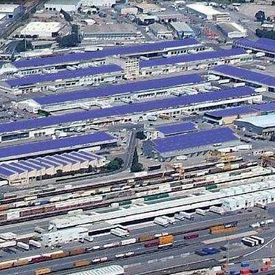 La plus grande centrale solaire au monde inaugurée à Perpignan !
