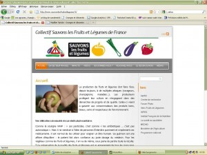 sauvons les fruits et legumes