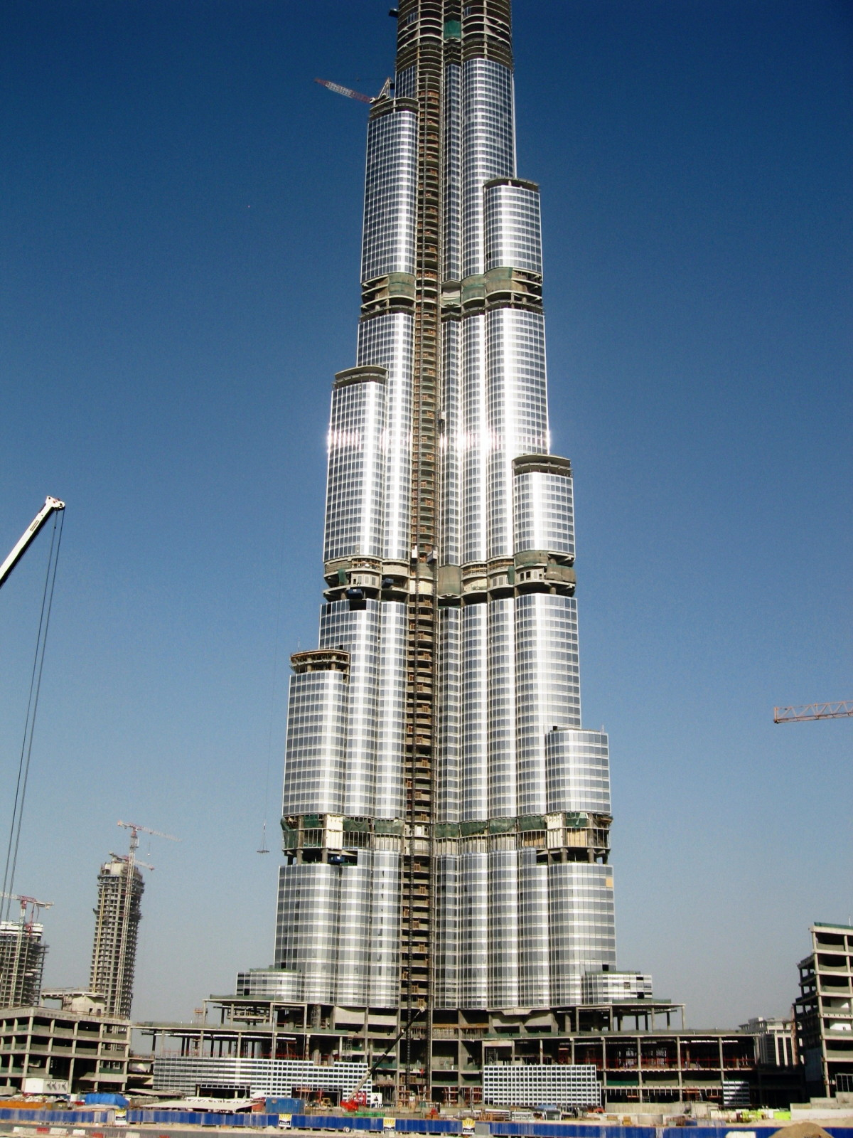 Beautiful And Exotic Place The Burj Of Dubai Tower World Tour