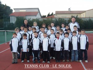 tennis Le soler - agrumes toujours