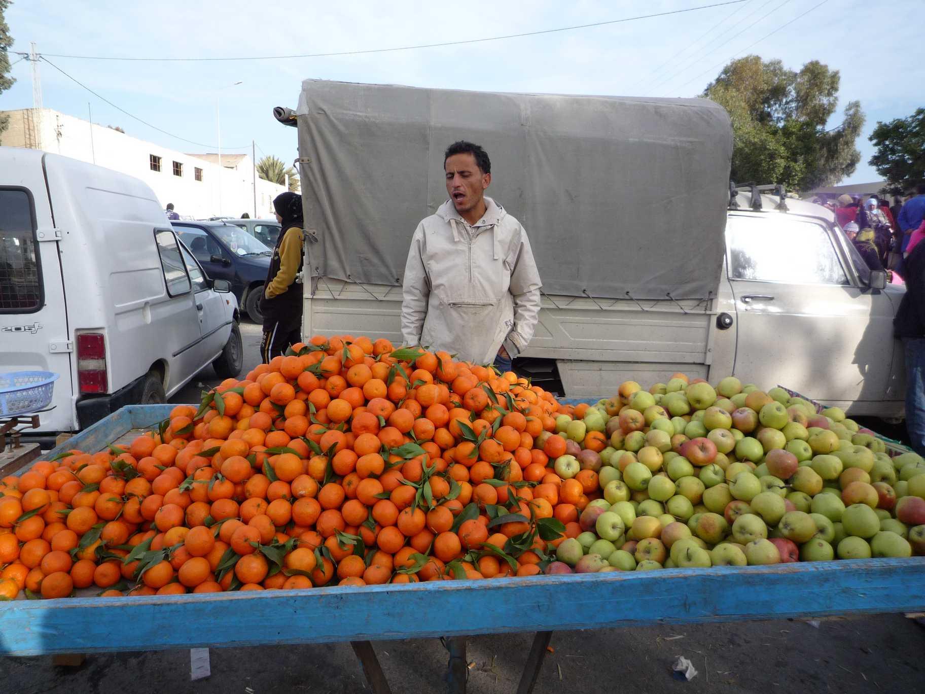 vendeur de maltaise de tunisie