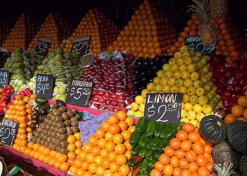 Oranges et cl mentines toujours consommer des fruits - Fruits et legumes decembre ...