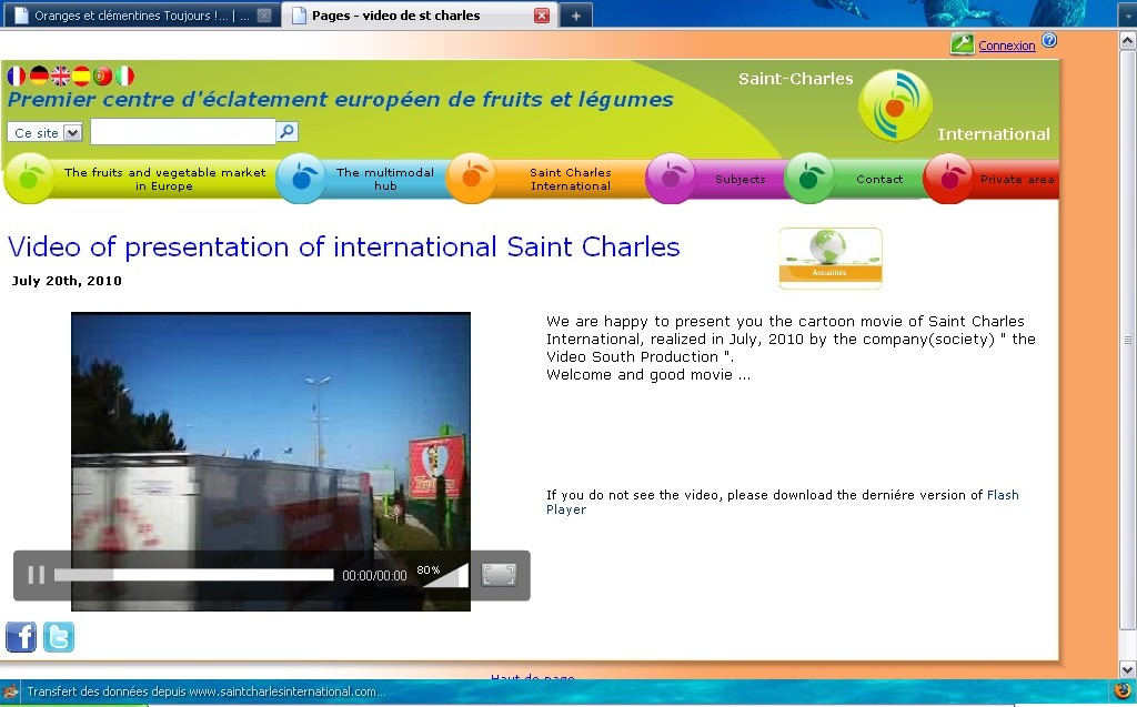 saint charles international louis rosario sarl