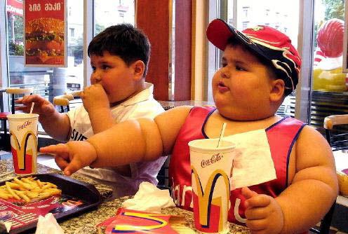 malbouffe fast food