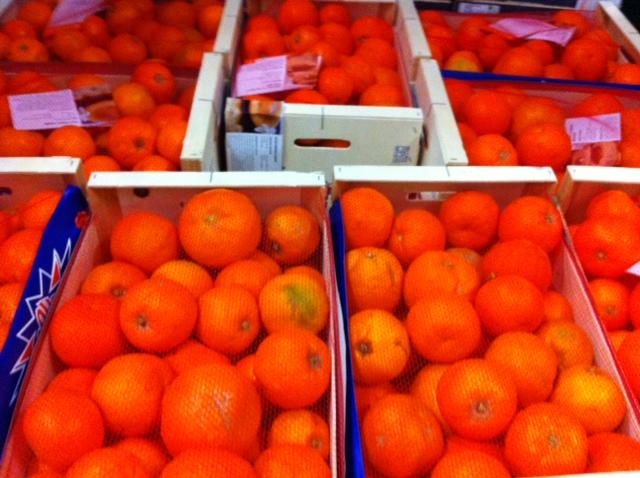 oranges amères pour confiture de grand mère