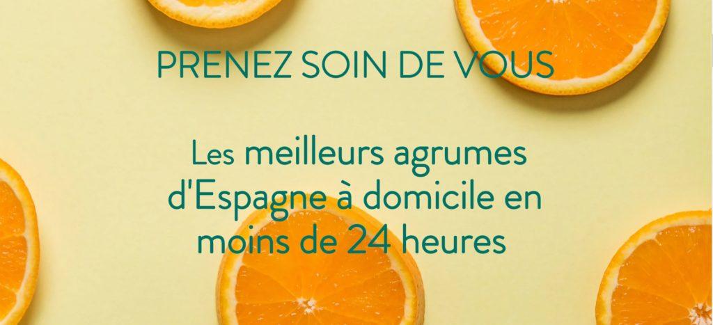 oranges et clementines